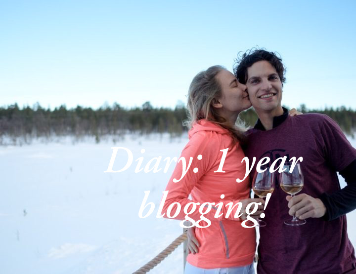 Charlotte Plans a Trip | Looking back at one year of blogging!