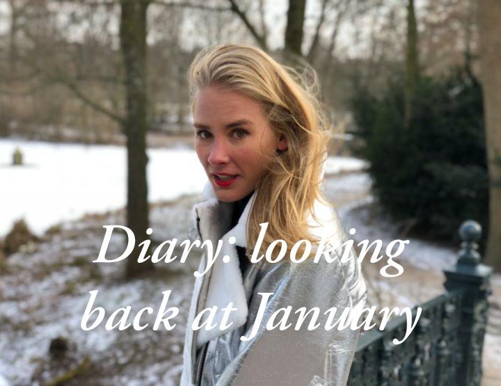 Diary: terugblik op januari