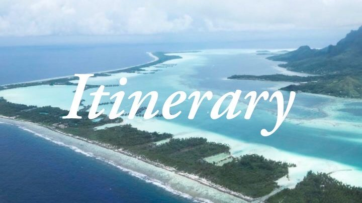 French Polynesia Itinerary: the ultimate 2-week itinerary for French Polynesia!