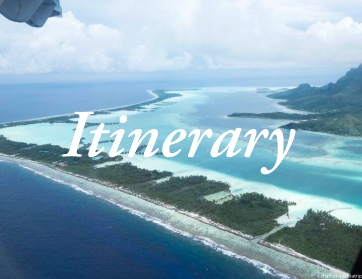 Itinerary: the ultimate two-week itinerary for island-hopping in French Polynesia