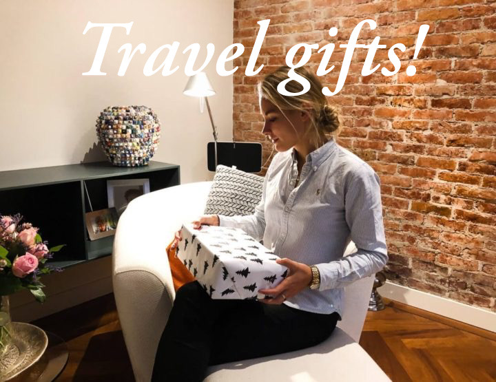 The best travel related Christmas gifts!