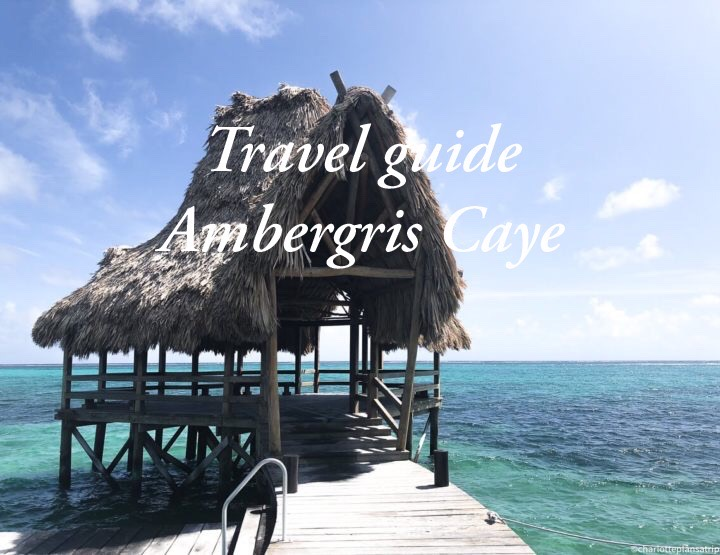 Ambergris Caye: Five fun things to do on Ambergris Caye (San Pedro) in Belize.