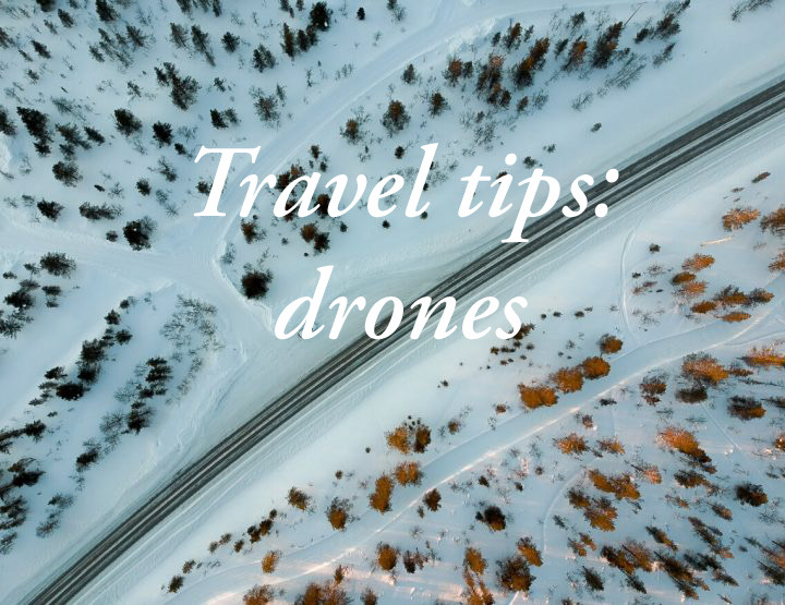 Drone photography: How to pick the best drone for travelling?