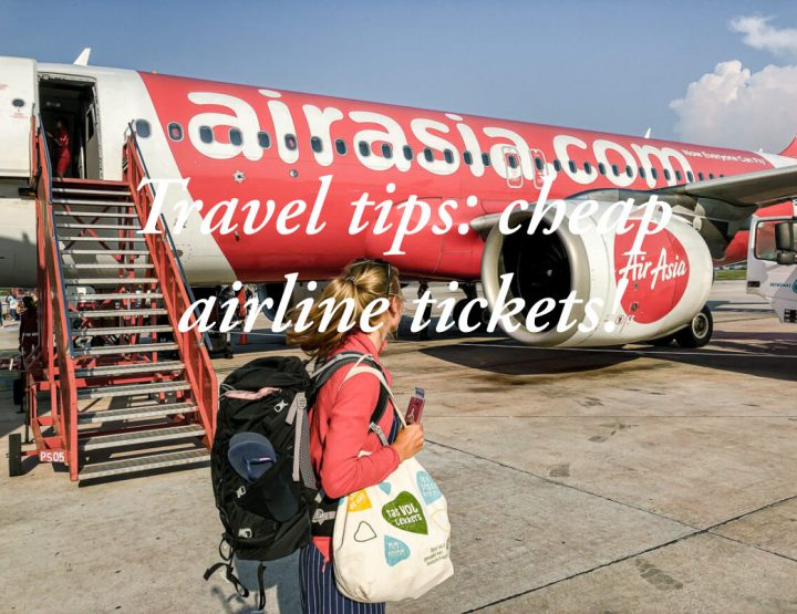 My secrets for super cheap airline tickets!