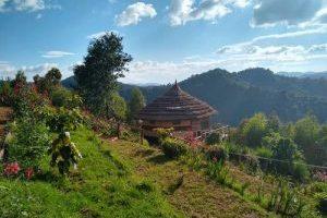 Agandi Uganda ecolodge Bwindi Ruhija