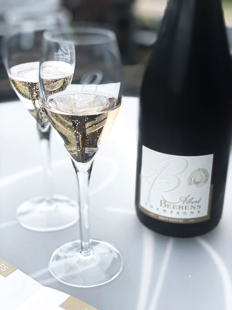 Beerens Champagne France tastings Charlotte Plans a Trip