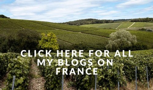 Click here for all my blogs on France