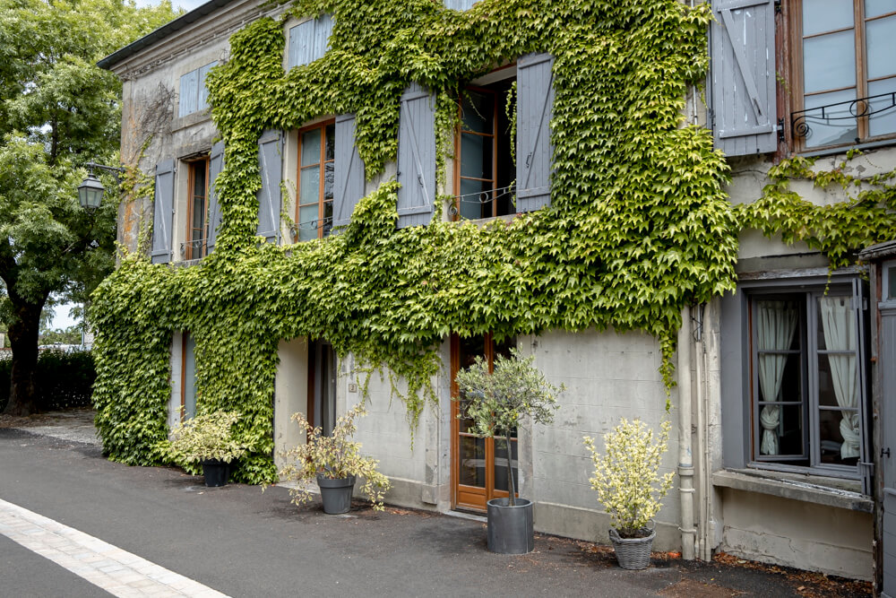 Local beautiful hotels in the champagne region France