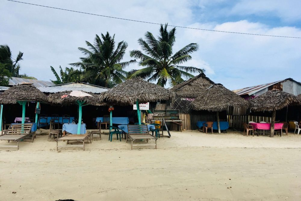 Ramena beach Madagascar