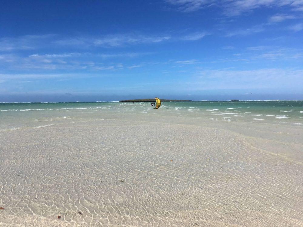 Trois Baies Diego Suarez Madagascar kite surf