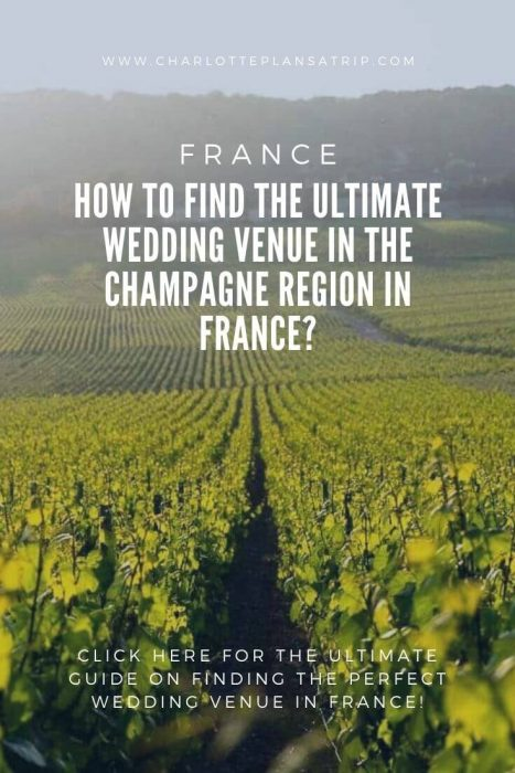 Finding the ultimate wedding Venue in France