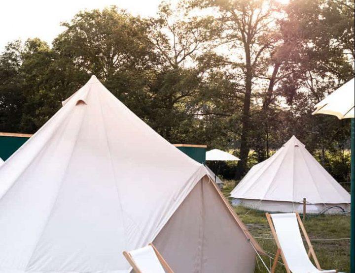 Glamping in Gelderland: een nacht slapen in een luxe tent bij East Nomads!