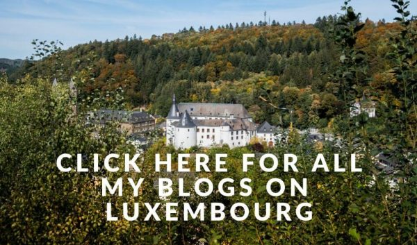 All my blogs on Luxembourg