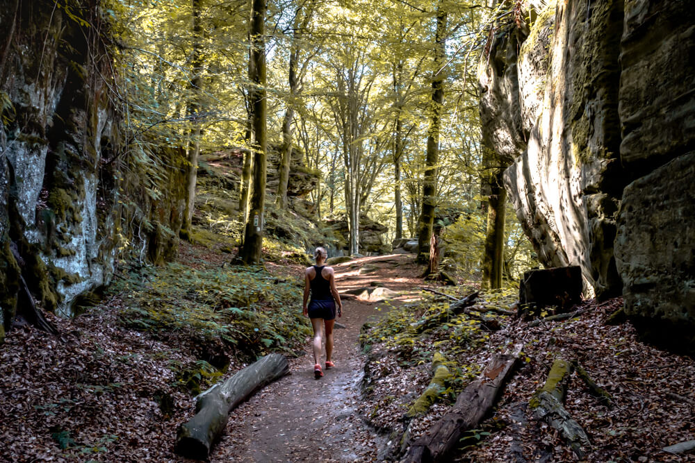 Best hiking trails of Luxembrourg