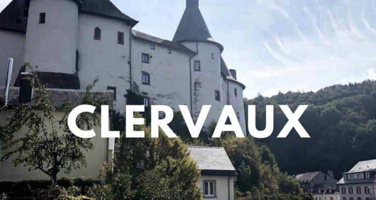 Clervaux: visit the beautiful Clervaux Castle in Luxembourg!
