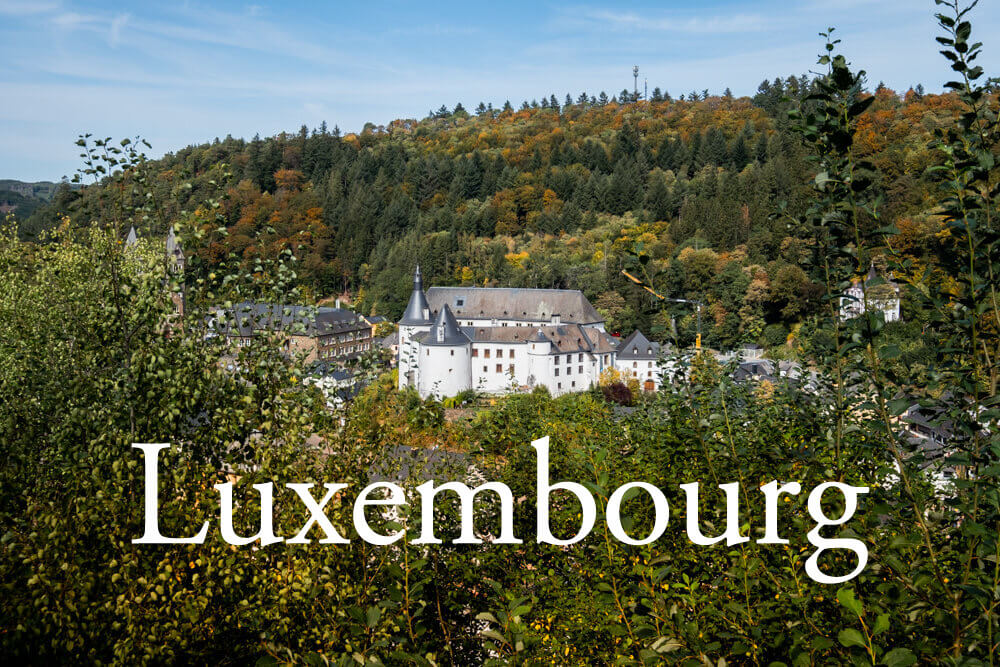 Blogs on Luxemburg