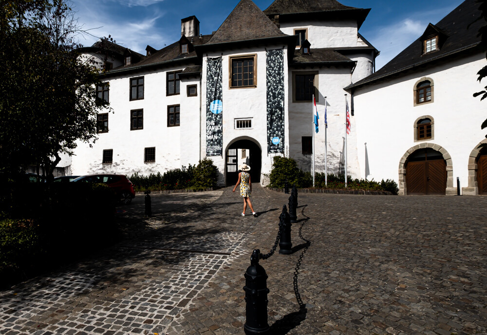 Clervaux Castle and museum things to do Luxembourg roadtrip