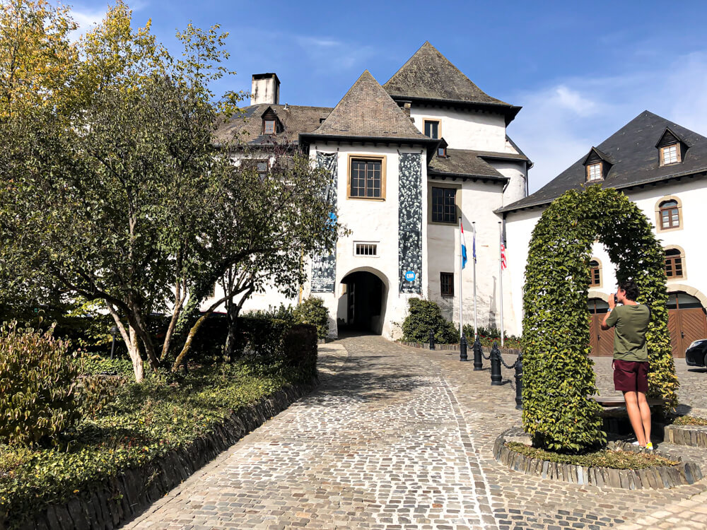 Clervaux museum Luxembourg roadtrip