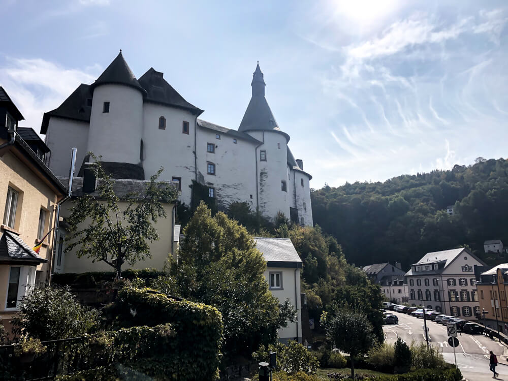 Clervaux village Luxembourg roadtrip