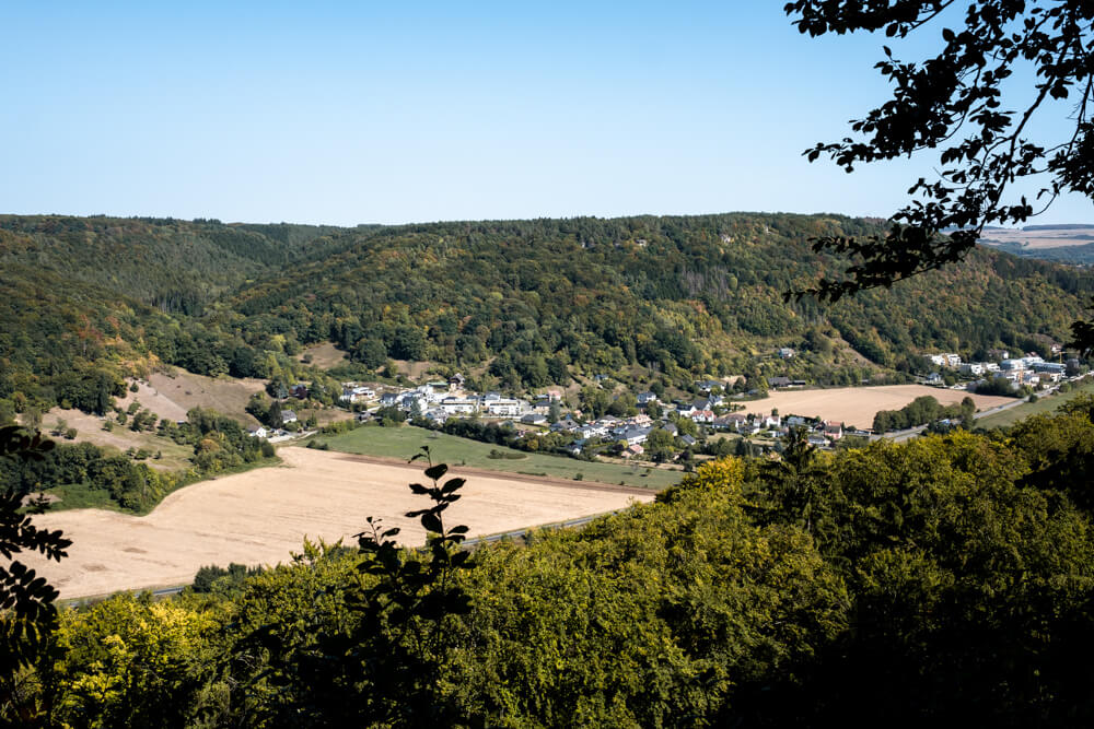 Hiking in Luxembourg Mullerthal Trail