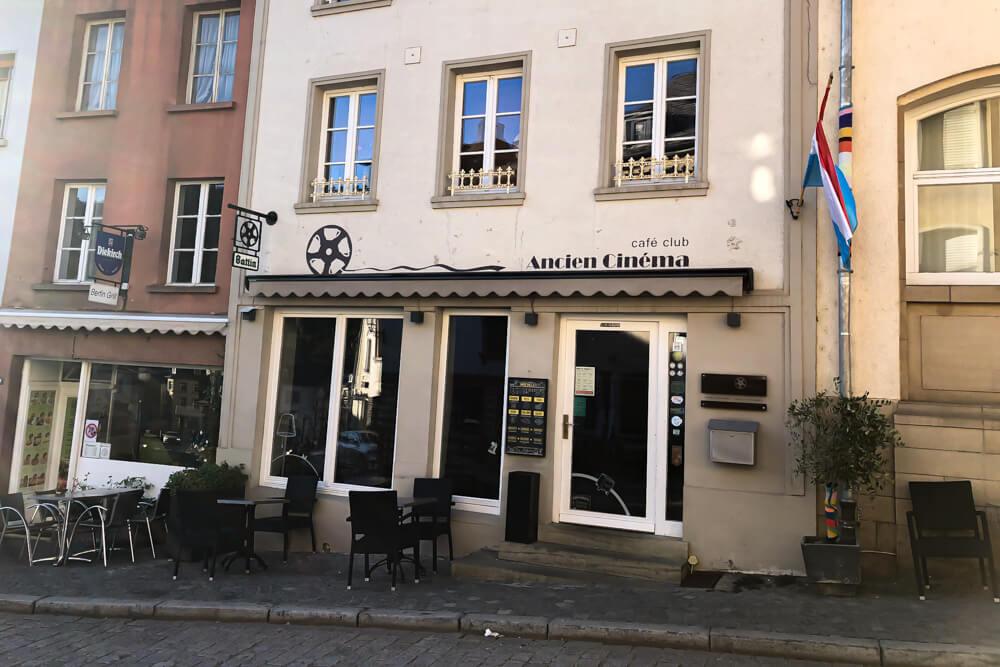 Houses of Vianden Luxembourg