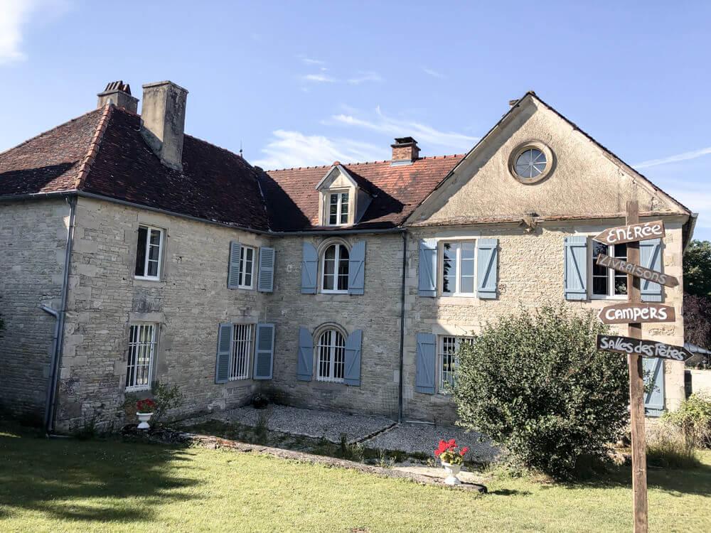 Kasteelhoeve Rennepont France