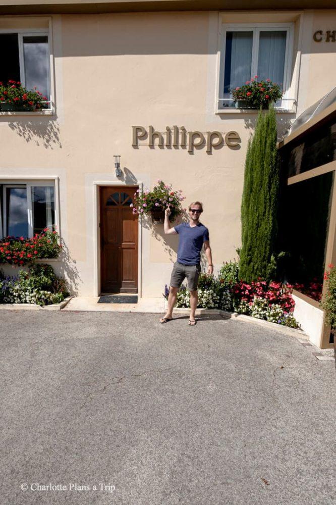 Philippe Fourrier Phillipe Champange champagne region Cote Des Bar France