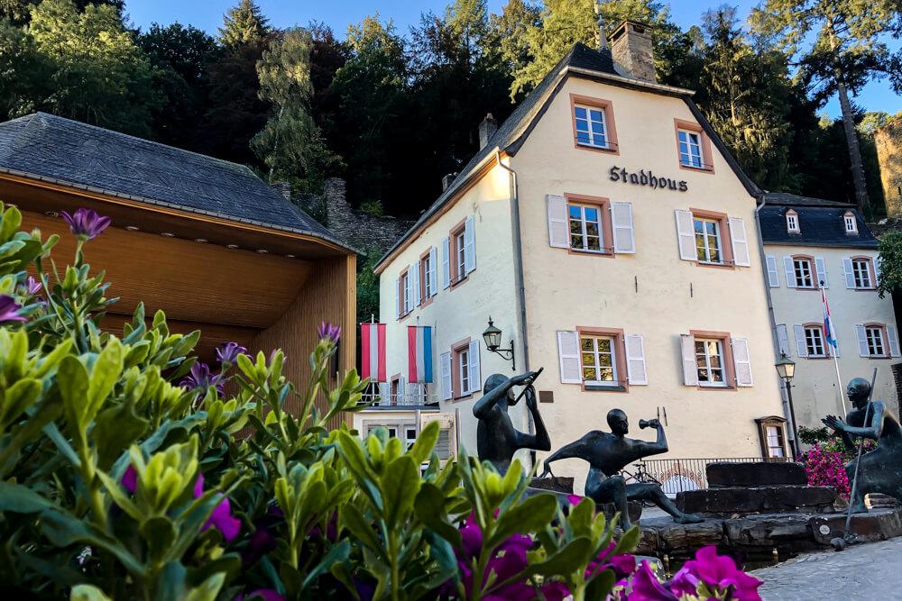 Stadshuis Vianden Luxembourg