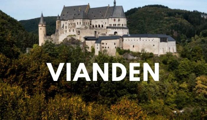 Vianden in Luxembourg: all about Vianden Castle & this beautiful city!