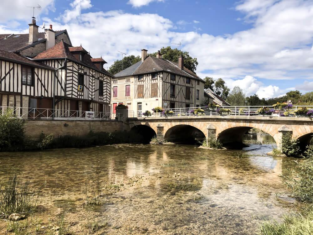 Village of Essoyes France