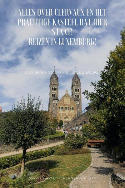Clervaux in Luxemburg blog