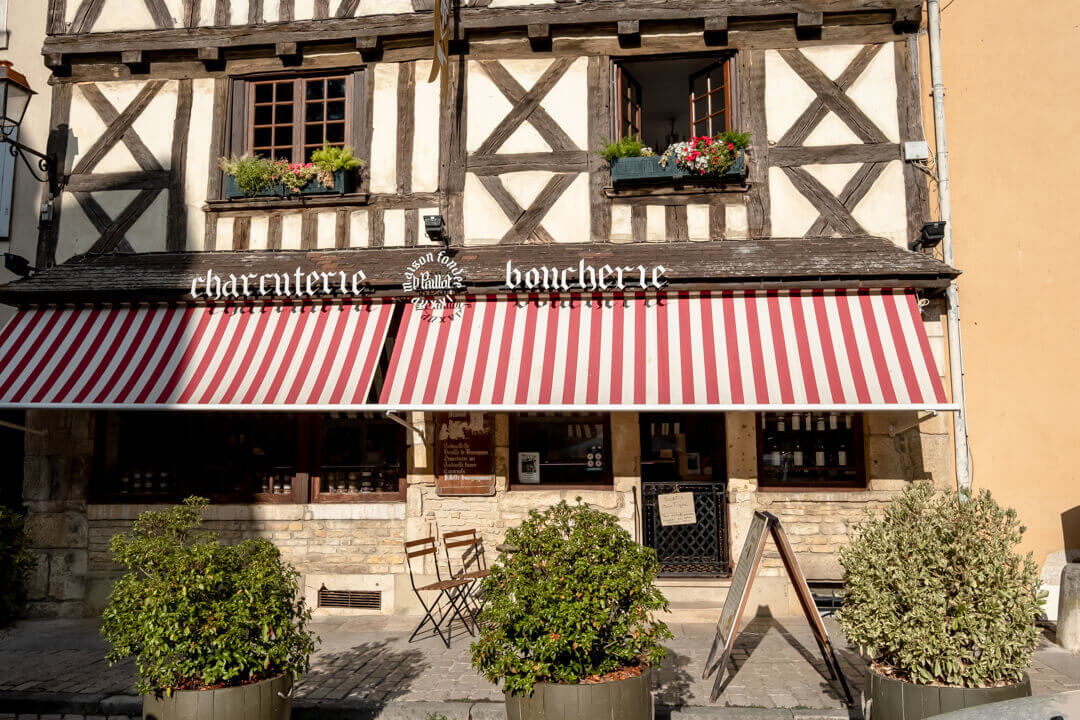 Best Charcuterie of Noyers Burgundy France