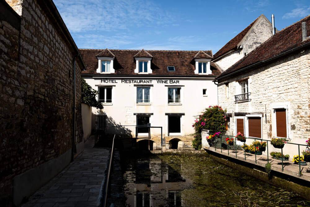 Best hotels of Chablis Burgundy France