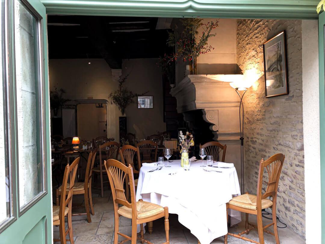 Beste restaurants van Bourgogne Frankrijk