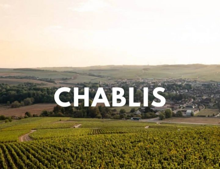Chablis in Yonne: pretty village and beautiful wine region in Burgundy!