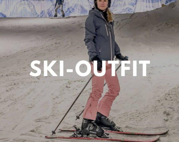 Skiën in de skikleding van Protest + kortingscode Protest!