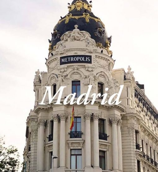 The 16 best food hotspots and restaurants in Madrid (Spain)!