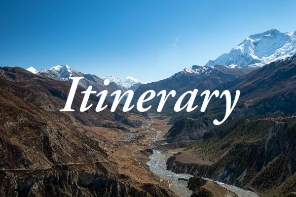 Nepal itinerary: the best itineraries for 2, 3 or 4 weeks traveling through Nepal!
