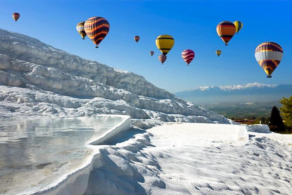 Rondreis Turkije visit Turkey