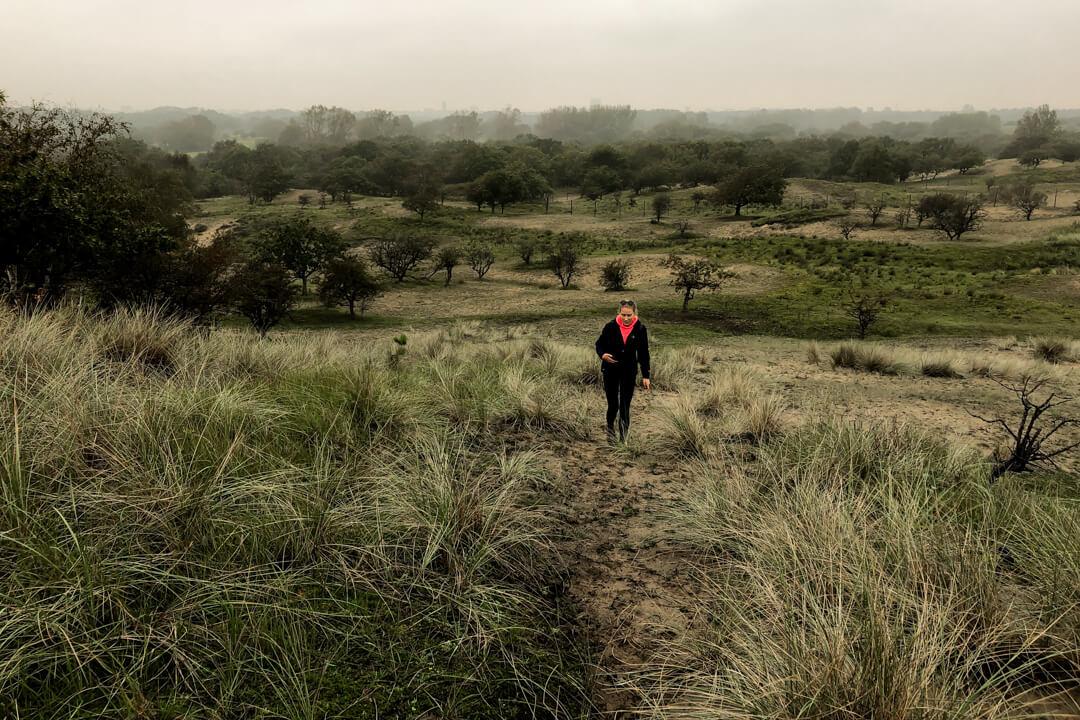 Wandelen door de duinen in Noord Holland beste wandelroutes van Nederland
