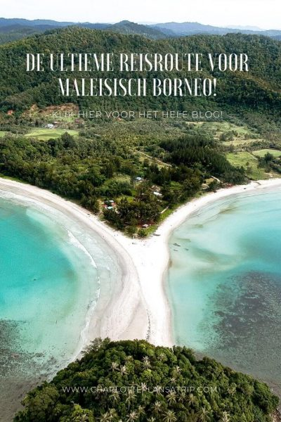 travel route malaysian borneo