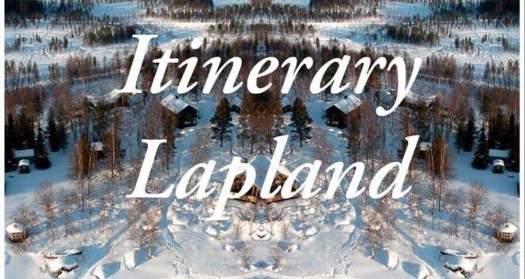 Route Lapland: de ultieme reisroute door Fins Lapland in de winter!