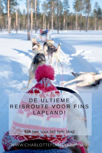 lapland reisroute 2