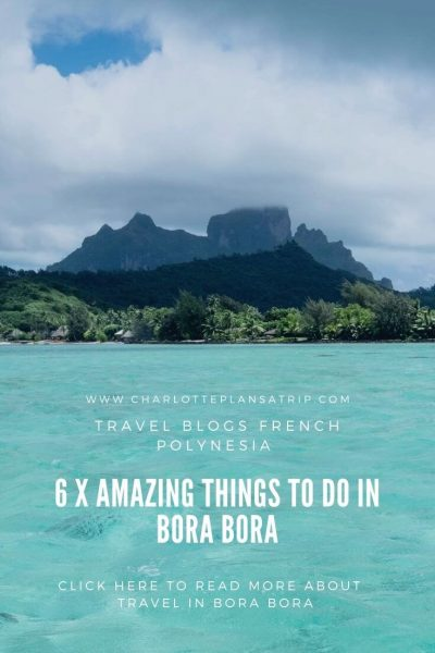Bora Bora travel guide!