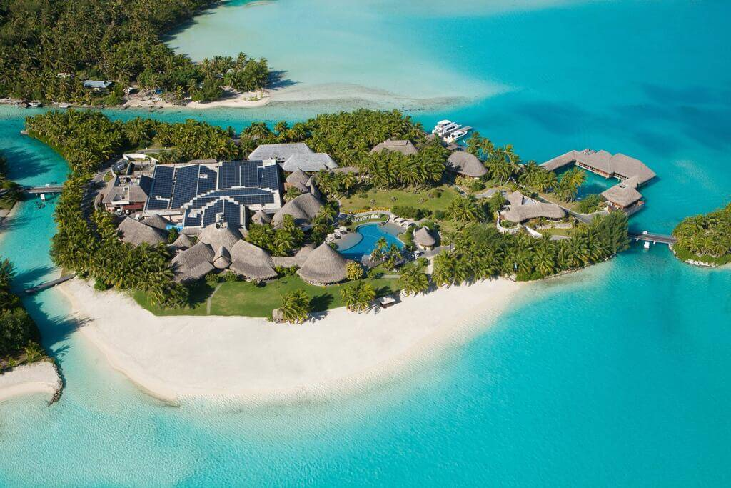 The st regis bora bora
