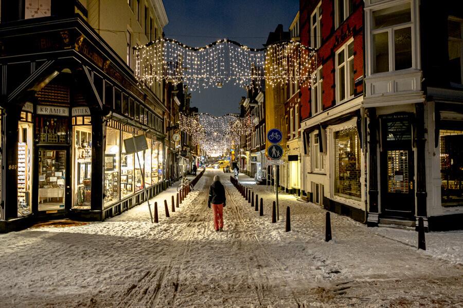 Visit Amsterdan in winter the Netherlands