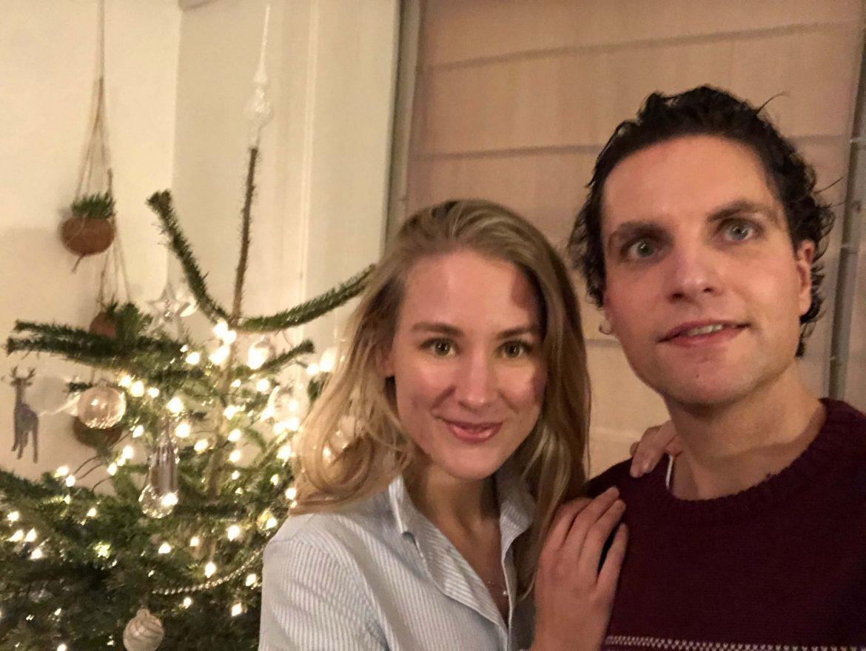 Charlotte en Ries kerst