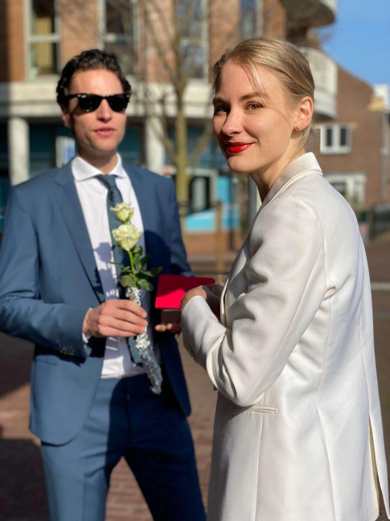 wedding Charlote and Ries