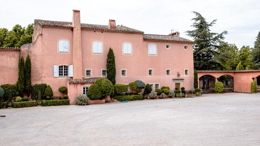 Chateau Vignelaure France