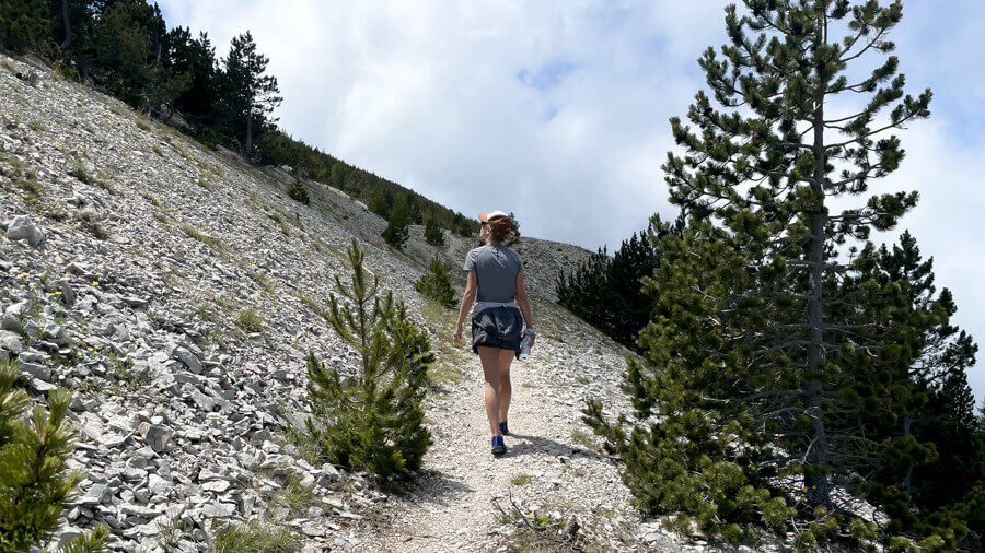 Hiking in the Provence France Charlotte Plans a Trip